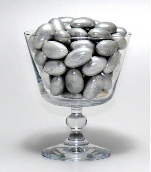 Amêndoas Confeitadas Prata - Prime