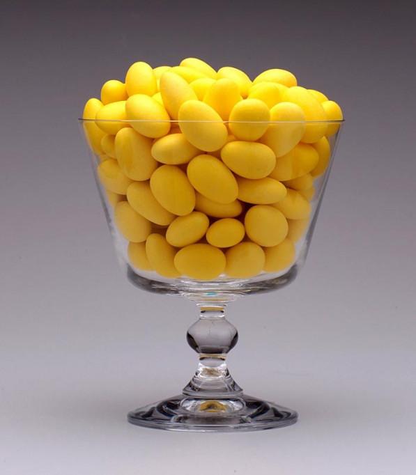 Amêndoas Confeitadas Amarela - Le...