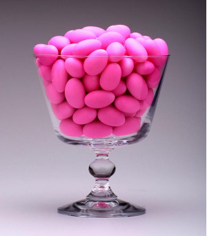 Amêndoas Confeitadas Rosa Pink - Standard