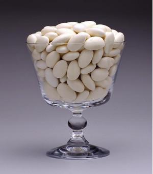 Amêndoa Confeitada Branca-Special