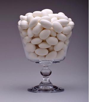 Amêndoas Confeitadas Branca- Le Classic